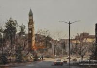 chapel-hill-plein-air-watercolor-painting-tesh-parekh